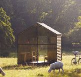 Fashion Icon Paul Smith Co-Designed a Rotating Shed That Chases Natural Light - via Inhabitat.