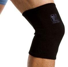 Nikken 1824 KenkoTherm ? Knee Wrap - Med - Black.