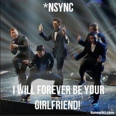 Congratulations to the MTV VMA Lyric Art Winner! #tunewikiawards  Girlfriend Live by NSYNC via TuneWiki ]]>