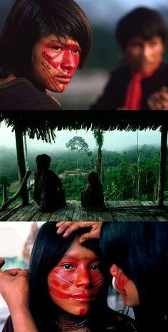 Ashaninka Indians of the Amazon