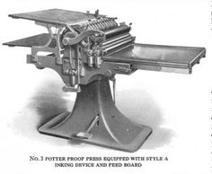 1923ATF catalog picture of the Potter No. 3