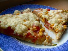 Vyzkoušené skvělé těsto na pizzu – skutečně jako z pizzerie… Nejlepší je těsto nechat zpracovat domácí pekárnu , ale můžete ho udělat i ručně… Budete potřebovat: 250ml vody – nejlépe... Celý článek Pizza, Cauliflower, Meat, Chicken, Vegetables, Food, Lasagne, Cauliflowers, Veggie Food