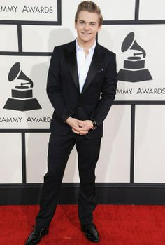 More of Hunter from the Grammys