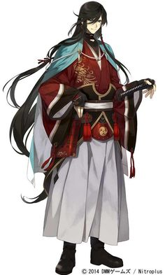 "Touken ""Sword Ranbu"" (Izumi Nogami Kanesada)"" cv. Ryohei Kimura #Touken #bishonen"