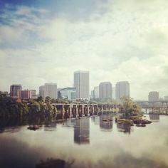 my river city.