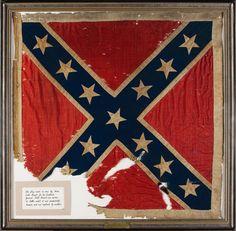 civil war flags | Historic, Valuable Civil War Flags, Artifacts in Auction, Dec. 1 & 2