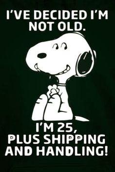 Ideas funny happy birthday quotes for friends hilarious truths for 2019 Meu Amigo Charlie Brown, Charlie Brown And Snoopy, Charlie Brown Quotes, Peanuts Quotes, Snoopy Quotes, Phrase Cute, Snoopy Love, Snoopy Hug, Bd Comics