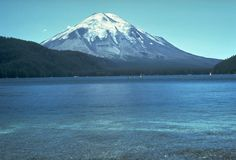 St Helens before 1980 eruption - Mount St. Helens – Wikipedia