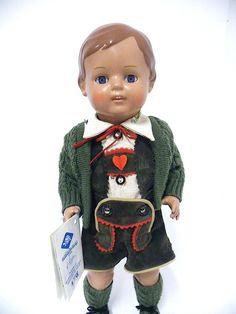 Schildkroet Doll Christel $85.00