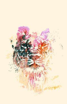 iphon wallpaper tiger