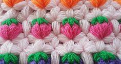 Love to Crochet a Strawberry Stitch – Design Peak