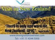Immigration Overseas is the legal firm to approach, when it comes to New Zealand immigration services. With MARA certified immigration consultants and lawyers, the company provides you the best pathway to New Zealand.