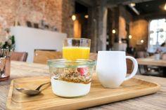 Blog Food, Brunch, Panna Cotta, Ethnic Recipes, Canteen, Morning Breakfast, Food, Dulce De Leche