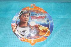 Michael J Fox Teen Wolf Dvd Video Christmas Ornament Promotion PG MGM NEW