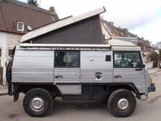 Other Pinzgauer 716 Turbodiesel 4x4 Allrad Expedition