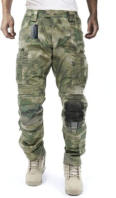 Amazon.com: Survival Tactical Gear - Pantalones tácticos para hombre con sistema de protección de rodilla y sistema de circulación de aire, S: Sports & Outdoors Mens Tactical Pants, Tactical Uniforms, Tactical Wear, Tactical Clothing, Tactical Helmet, Tactical Gloves, Tactical Survival, Survival Gear, Military Gear