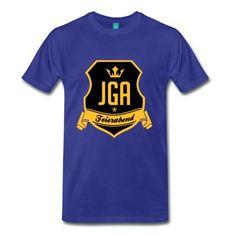 Cooles Junggesellenabschieds T-Shirt für die Feier vor der Hochzeit.   #hochzeit #jga #junggesellenabschied