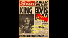 Pr Trump tells us who Elvis is, and he is present on 11.11. at Veteran D...