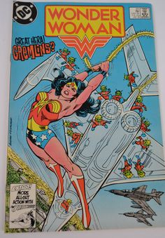 Vintage Wonder Women Comic Book 311