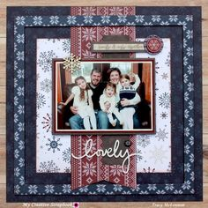 Winter is here brining on chilly days and festive memories to be made! Although it may be cold this winter, it means there is more time that can be spent indoors crafting. We've put together some of the best winter scrapbook layouts that will inspire you to begin your winter scrapbook layouts . These beautifulRead more