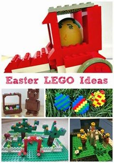 Easter and Spring Lego Ideas