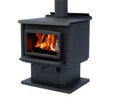 Osburn 1600 - Freestanding Wood Burner with Ash pan