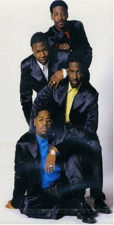 Boyz II Men, American R&B vocal group known for emotional ballads & a cappella harmonies. The group (baritone Nathan Morris, tenors Wanya Morris & Shawn Stockman and bass Michael McCary) is the most successful R&B group of all time, selling 60M albums worldwide. Their hits, One Sweet Day, I'll Make Love to You, End of the Road rank #1, #3, & #4 for the longest running Number 1 singles in Billboard history. They have won 9 AMAs, 9 Soul Train Awards, 4 Grammys, 3 MTV Awards, & 3 BMAs.
