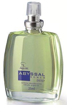 Abyssal Homem Energy Jequiti Kolonjska voda - novi parfem za muškarce 2016