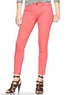 1969 ankle zip legging jeans   Gap