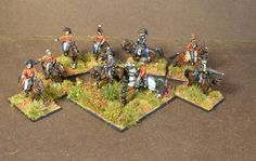 Wellington and Generals 15mm