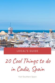 Top Things to do in Cadiz, Spain plus the Perfect 3 Days in Cadiz Itinerary. I travel itinerary for Cadiz I what to do in Cadiz I where to go in Cadiz I places in Cadiz I things to do in Spain I Spain travel I where to go in Spain I places to go in Spain I Spain itinerary I Spain guide I Europe travel I Spain travel guide I travel in Spain I travel in Cadiz I Spain travel tips I travel tips for Spain I places to visit in Spain I places to go in Cadiz I #Spain #Cadiz #travelguide