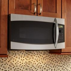 GE Profile Advantium 120 1.7 cu. ft. Over-the-Range Microwave in Stainless Steel
