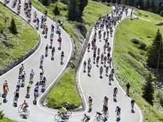 Sella Ronda, Golf Courses, Cycling, Bike, Marathon, Road Racer Bike, Bicycle, Biking, Bicycling