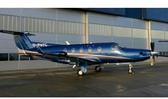 The Pilatus PC-12 is a corporate commuter and utility turboprop aircraft. This aircraft, which seats up to nine passengers, is configured in VIP, business passenger and combined passenger -- cargo configurations.