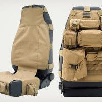 g.e.a.r. Seat Covers Storage | Cool Material