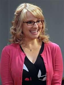 Dr. Bernadette Maryann Rostenkowski- Wolowitz played by Melissa Rauch.