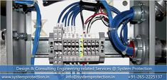 Design & Consulting Engineering related Services @ System Protection #Electrical Lay-out and System Design Tender #Engineering Documents covering Sizing, Specifications, etc. http://systemprotection.in/design-consulting-engg/