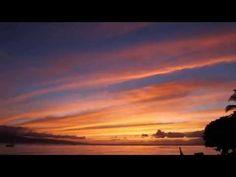 Amazing Maui Sunset On July 4 2014
