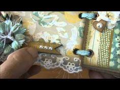 ▶ Lavish Laces DT Project~A TP Roll Mini Album - YouTube