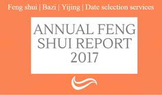 Online and on-site annual feng shui consultations.