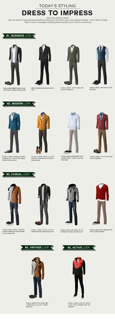 DAILY LOOK Doublju | Mens Accessories | Pinterest