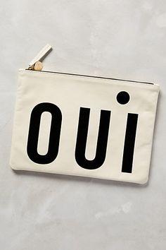 Clare V Oui Pouch