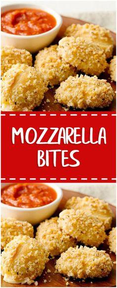 Mozzarella Bites – Fresh Family Recipes