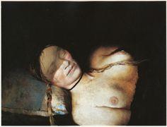 """""""Night Shadow"""", 1979, Andrew Wyeth"""