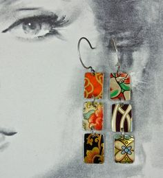 131 best images about vintage tin jewellery on Pinterest | Tins ...
