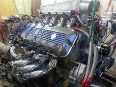 577 inch EFI SOHC Ford (427)