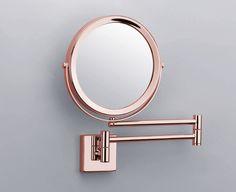 Copper Bathroom Mirror