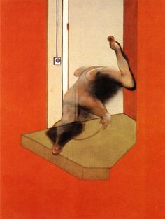 Francis Bacon. Study for the human body