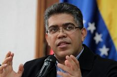 Nombran a Elías Jaua como ministro de Educación y vicepresidente de Misiones