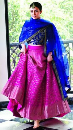 Best Trendy Outfits Part 24 Indian Attire, Indian Ethnic Wear, Indian Dresses, Indian Outfits, Lehenga Designs, Indian Couture, Indian Designer Wear, Indian Fashion, Women's Fashion